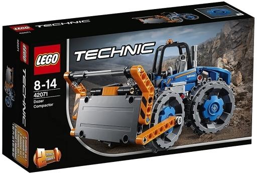【新品】おもちゃ LEGO ドーザーコンパクター 「レゴ テクニック」 42071