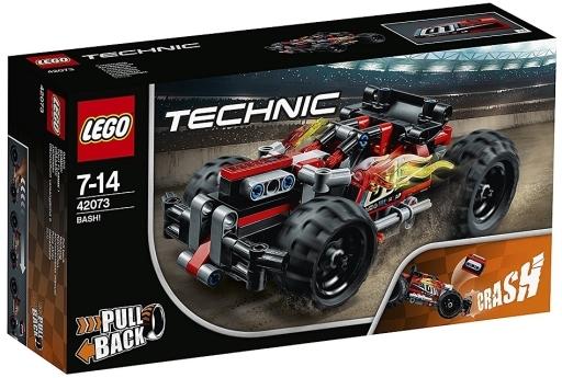 【新品】おもちゃ LEGO パワフルレーサー 「レゴ テクニック」 42073