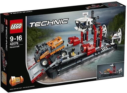 【予約】おもちゃ LEGO ホバークラフト 「レゴ テクニック」 42076