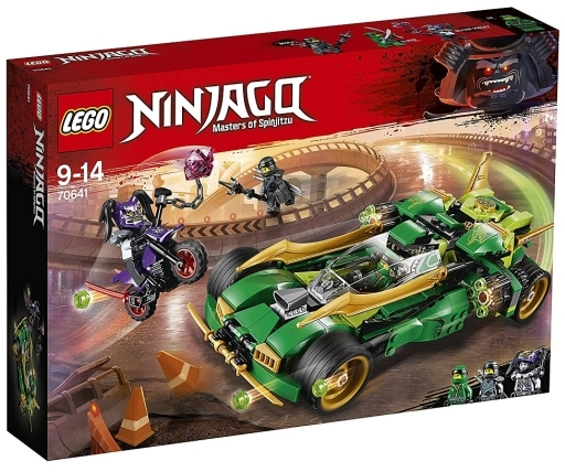 【新品】おもちゃ LEGO ニンジャ・ナイトクローラー 「レゴ ニンジャゴー」 70641