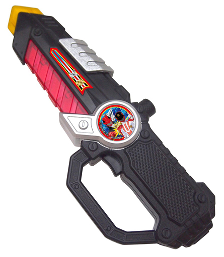 【新品】おもちゃ サウンド!フラッシュブレード「快盗戦隊ルパンレンジャーVS警察戦隊パトレンジャー」