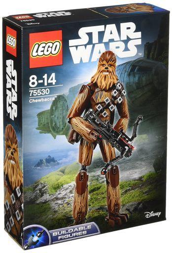 【中古】おもちゃ LEGO チューバッカ 「レゴ スター・ウォーズ」 75530