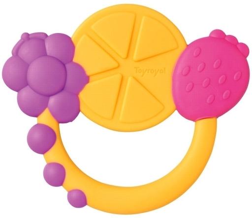 【新品】おもちゃ やわらかフルーツなめなめ 3198