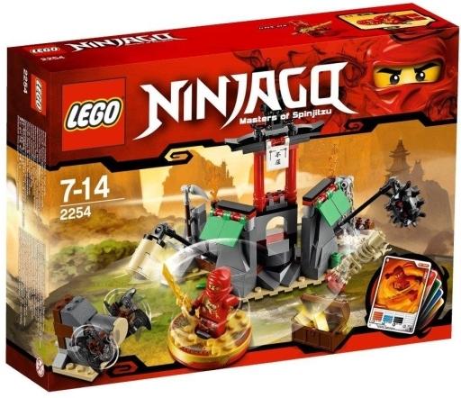 【中古】おもちゃ LEGO マウンテン神社 「レゴ ニンジャゴー」 2254