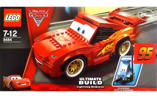 【中古】おもちゃ ライトニング・マックィーン 「レゴ カーズ2」 8484