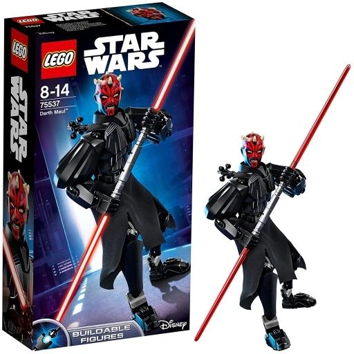 【新品】おもちゃ LEGO ダース・モール 「レゴ スター・ウォーズ」 75537