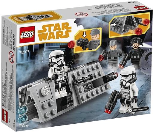 【新品】おもちゃ LEGO インペリアル・パトロール・バトルパック 「レゴ スター・ウォーズ」 75207