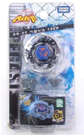 【中古】おもちゃ ペガシス 145D 「メタルファイト ベイブレード」