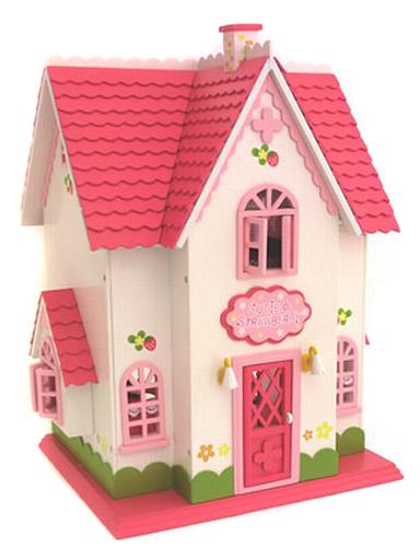 【中古】おもちゃ [ランクB] 野いちごのおままごと キューティーハウス