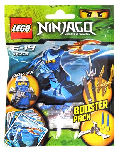 【中古】おもちゃ LEGO ジェイZX 「レゴ ニンジャゴー」 9551