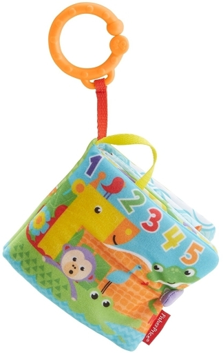【新品】おもちゃ フィッシャープライス シグニチャーシリーズ おでかけ布えほん