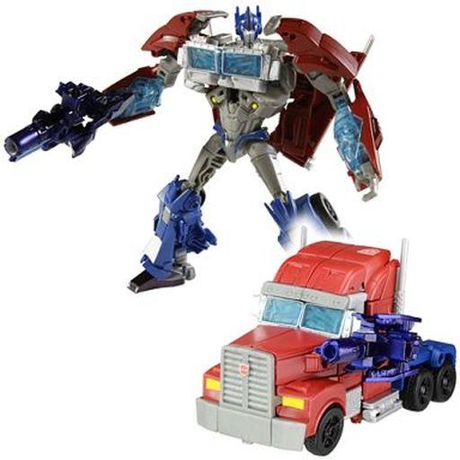 【中古】おもちゃ [ランクB] AM-01 オプティマスプライム 「トランスフォーマープライム」