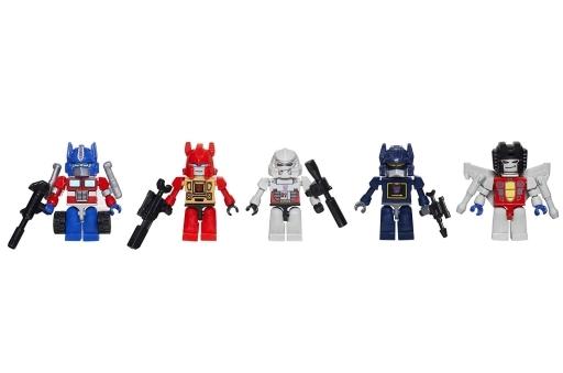 【中古】おもちゃ Transformers Ultimate Kreon Collection A -トランスフォーマーアルティメット クレオ コレクション 5体セット- 「トランスフォーマー」 A4641