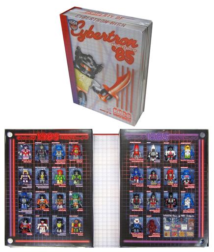 【中古】おもちゃ Kre-O Cybertron Class of 1985-サイバートロン クラス オブ 1985- 「クレオ トランスフォーマー」 SDCC 2015限定