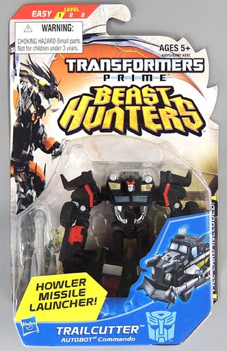 【中古】おもちゃ TRAILCUTTER-トレイルカッター- 「トランスフォーマー プライム ビースト ハンターズ」