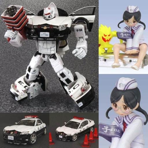 【中古】おもちゃ [ランクB] AUTOROOPER×ATARI -オートルーパー×あたり- 「トランスフォーマー キスぷれ」