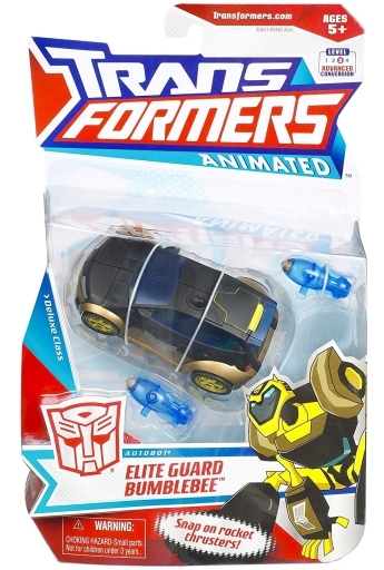 【中古】おもちゃ ELITE GUARD BUMBLEBEE -エリートガード・バンブルビー- 「トランスフォーマー アニメイテッド」