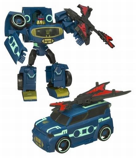 【中古】おもちゃ SOUNDWAVE -サウンドウェーブ-「トランスフォーマー アニメイテッド」