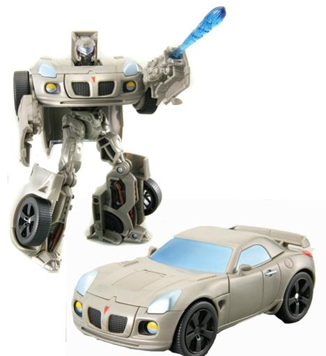 【中古】おもちゃ オートボット ジャズ 「トランスフォーマームービー」 ベーシックシリーズ