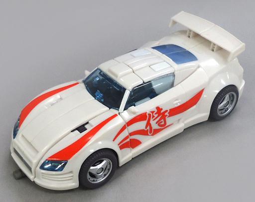 【中古】おもちゃ [箱・付属品欠品] UN-08 オートボットドリフト 「トランスフォーマー ユナイテッド」