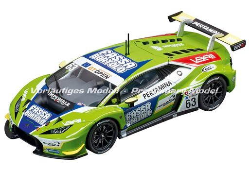 """【予約】ラジコン 車(本体) スロットカー 1/32 ランボルギーニ ウラカン GT3 """"Imperiale Racing Team"""" #63 「Carrera DIGITAL 132シリーズ」 [20030864]"""