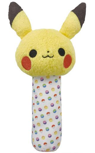 セガトイズ 新品 知育・幼児玩具 monpoke -モンポケ- はじめてのにぎってプップ 「ポケットモンスター」