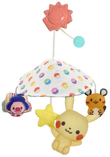 セガトイズ 新品 知育・幼児玩具 monpoke -モンポケ- はじめてのおでかけベビーカーメリー 「ポケットモンスター」