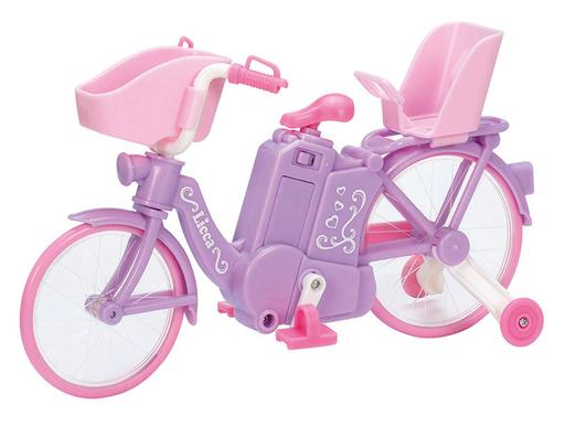 タカラトミー 新品 おもちゃ LF-05 ラクラクおでかけ! 電動じてんしゃ 「リカちゃん」