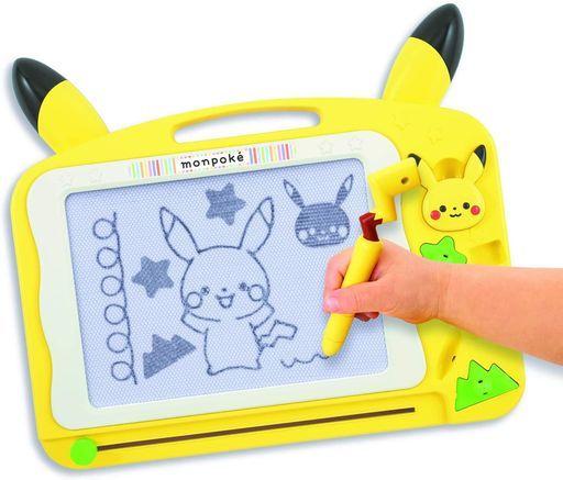 セガトイズ 新品 知育・幼児玩具 monpoke -モンポケ- はじめてのピカチュウおえかきボード 「ポケットモンスター」