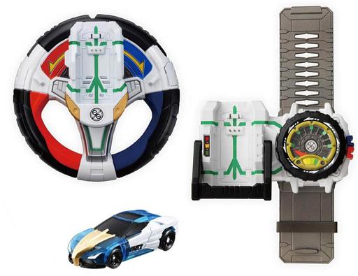 タカラトミー 新品 おもちゃ アースブレス&アースハンドル シフトチェンジDXセット 「トミカ絆合体 アースグランナー」