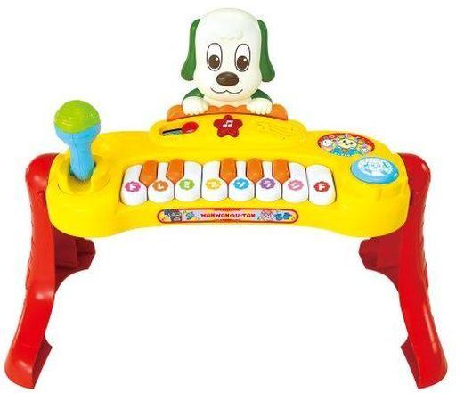 ジョイパレット 新品 おもちゃ ワンワンのいっしょにコンサート♪マイクもたいこも!ミュージックキーボード 「ワンワンとうーたん」