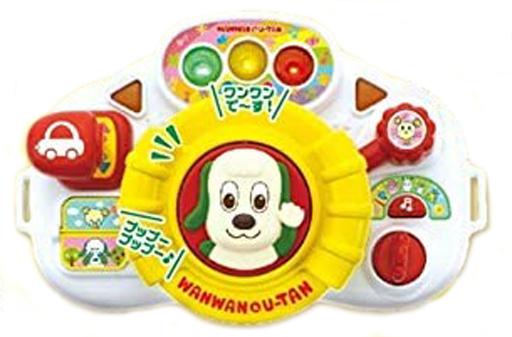 ジョイパレット 新品 おもちゃ ワンワンとおでかけ!しんごうピカピカハンドル 「ワンワンとうーたん」