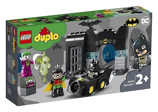 LEGO 新品 おもちゃ LEGO バットマンの秘密基地 「レゴ デュプロ」 10919