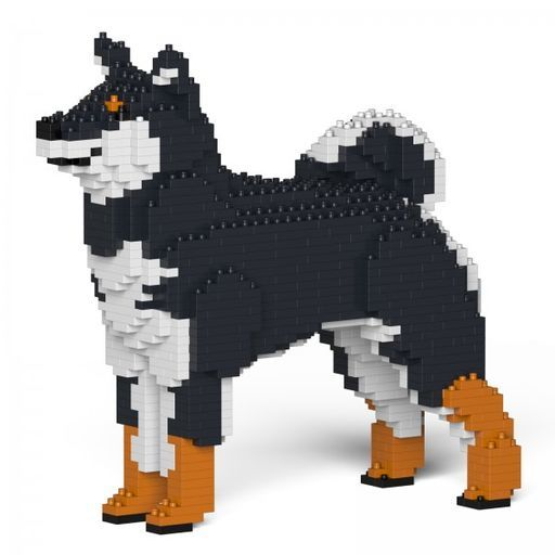 JEKCA 新品 おもちゃ 柴犬 「JEKCA -ジェッカ-」 01S-M02