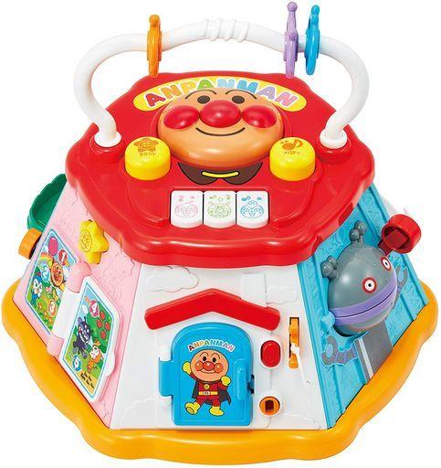 アガツマ 新品 おもちゃ 英語も学べて長く遊べる!おおきなよくばりボックス 「それいけ!アンパンマン」