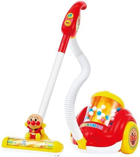 アガツマ 新品 おもちゃ アンパンマン2WAYおしゃべりそうじき 「それいけ!アンパンマン」