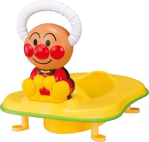 アガツマ 新品 おもちゃ 3WAY補助便座 おしゃべり・メロディ付き 「それいけ!アンパンマン」