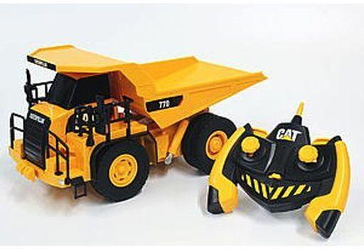 DIECAST MASTERS(ダイキャストマスター) 新品 おもちゃ ラジコン 1/35 CAT 770 ダンプトラック 2.4GHz仕様 [DM23004]