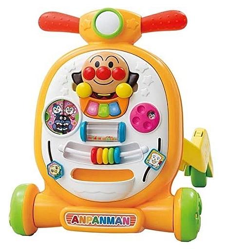 アガツマ 新品 おもちゃ 乗って!押して!へんしんウォーカー 「それいけ!アンパンマン」