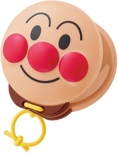 アガツマ 新品 おもちゃ うちの子天才 カスタネット 「それいけ!アンパンマン」