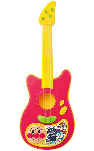 アガツマ 新品 おもちゃ うちの子天才 ギター 「それいけ!アンパンマン」