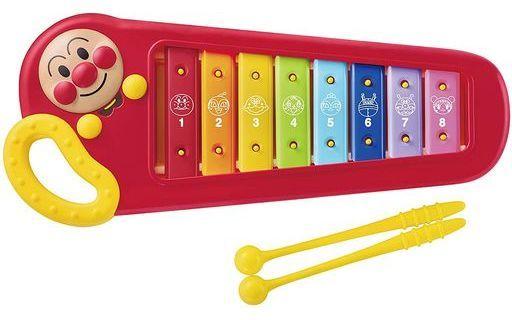 アガツマ 新品 おもちゃ うちの子天才 シロホン 「それいけ!アンパンマン」