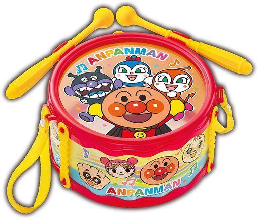 アガツマ 新品 おもちゃ うちの子天才 ドラム 「それいけ!アンパンマン」