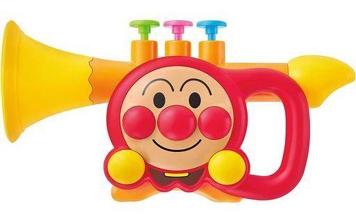 アガツマ 新品 おもちゃ うちの子天才 トランペット 「それいけ!アンパンマン」