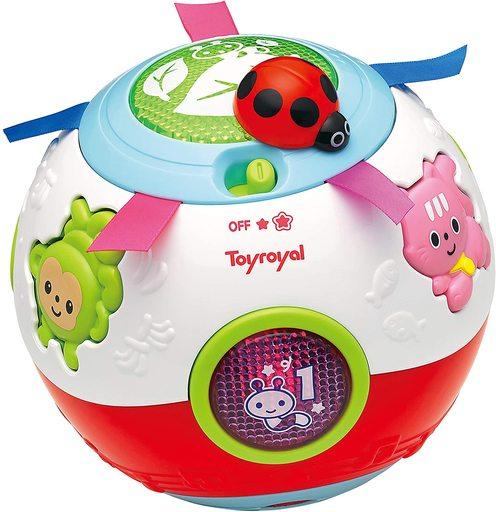 ローヤル 新品 おもちゃ おいかけてコロコロボール