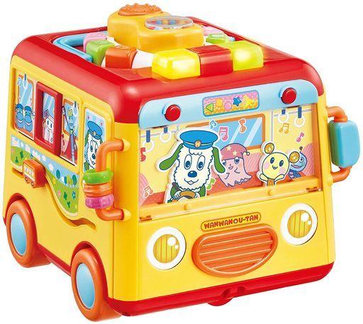 ジョイパレット 新品 おもちゃ おててのあそびとおしゃべりがいーっぱい!わくわくメロディバスDX 「ワンワンとうーたん」
