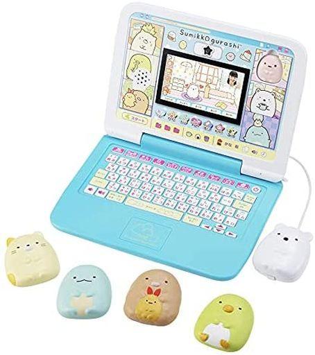 セガトイズ 新品 おもちゃ カメラもIN!マウスできせかえ! すみっコぐらしパソコン プレミアム 「すみっコぐらし」