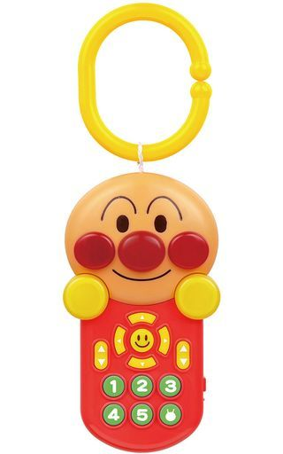 バンダイ 新品 おもちゃ 脳を育むアンパンマンごきげんメロディリモコン 「それいけ!アンパンマン」