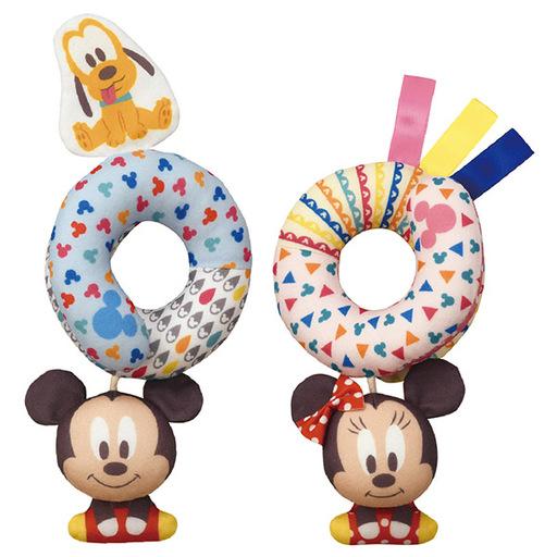 タカラトミー 新品 おもちゃ カラダ知育 手足のぐるぐるラトル/ミッキー&フレンズ 「ディズニーベビー」