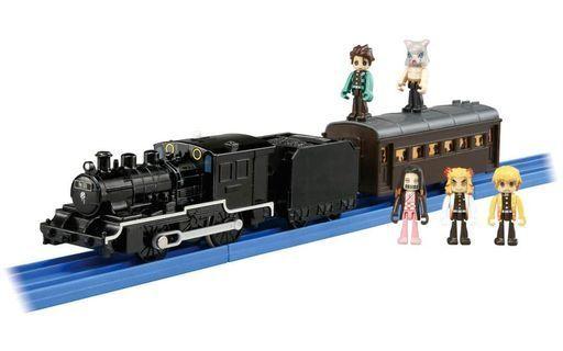 タカラトミー 新品 おもちゃ プラレール 鬼滅の刃 無限列車 鬼殺隊と禰豆子 「鬼滅の刃」